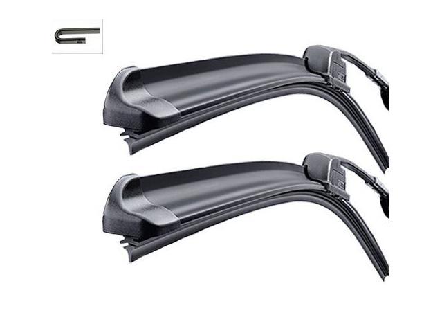 Bosch Aerotwin Wiper Blades Set BBA500-BBA550 Sparesbox - Image 1
