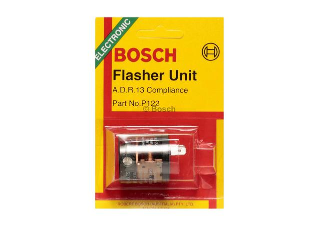 Bosch Flasher Unit P122 Sparesbox - Image 2