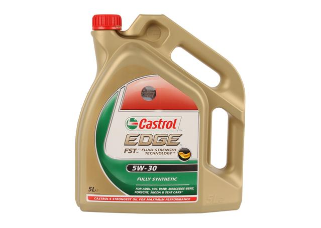 Castrol EDGE 5W30 Diesel Engine Oil 5L 3413348 Sparesbox - Image 1