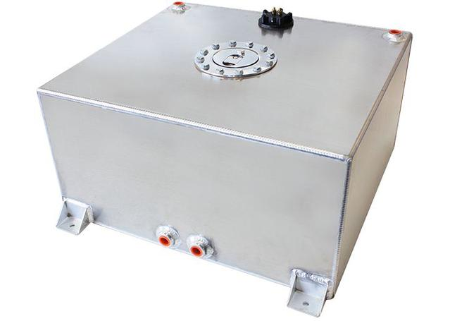 Aeroflow AF85-2151AS Alloy Fuel Cell 57 Litre Sparesbox - Image 1