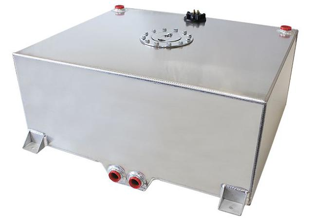 Aeroflow AF85-2250AS Alloy Fuel Cell 95 Litre Sparesbox - Image 1