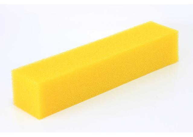 Aeroflow AF85-3005 Fuel Cell Foam E 85 Compatible Yellow Colour