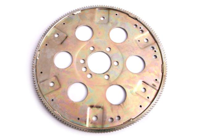 Aeroflow AF89-454 168T Ext Bal Flexplate Neutral Early H/Duty Fits Chev 454 Sparesbox - Image 1