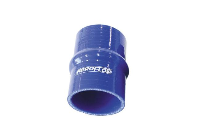 "Aeroflow AF9011-200 Silicone Hump Hose Blue  2.00"" 51mm x 100mm Long Sparesbox - Image 1"