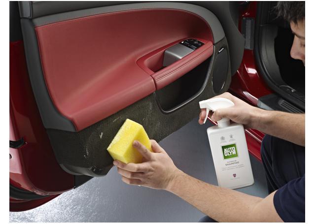 Autoglym Interior Shampoo 500mL AURIS500 Sparesbox - Image 4