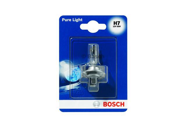 Bosch H7 Globe 12V 55W Sparesbox - Image 1