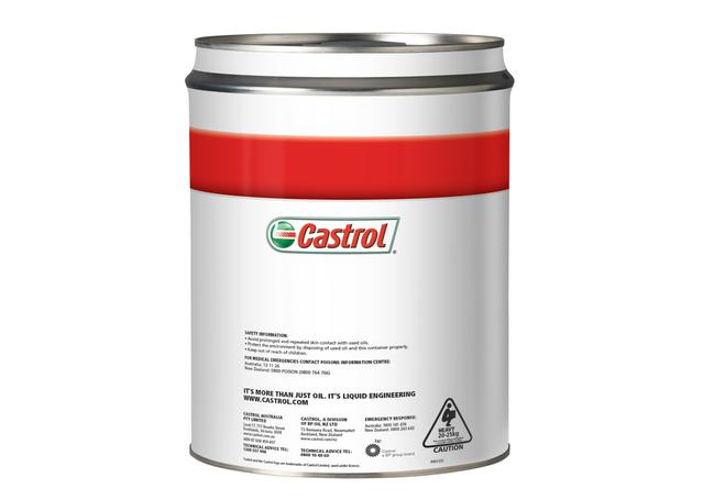 Castrol Hyspin AWS 10 Hydraulic Fluid ISO 20L 4103277 Sparesbox - Image 2
