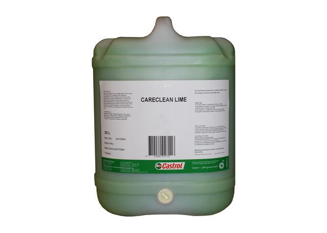 Castrol Careclean Lime 20L 3410664 Sparesbox - Image 1