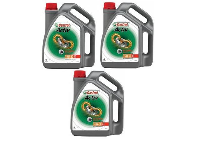 Castrol Hyspin AWH 32 Hydraulic Oil 3x 4L 3 Box