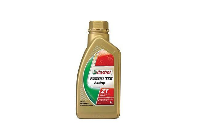 castrol power 1 tts 2t racing motorcycle engine oil 1l. Black Bedroom Furniture Sets. Home Design Ideas