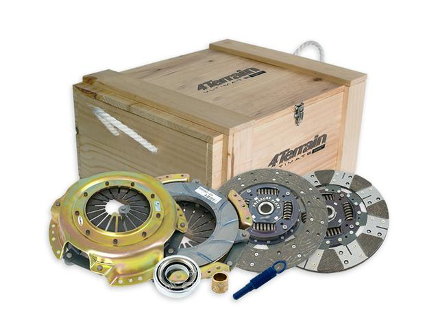 4Terrain Ultimate Clutch Kit 4TU2486N Sparesbox - Image 1