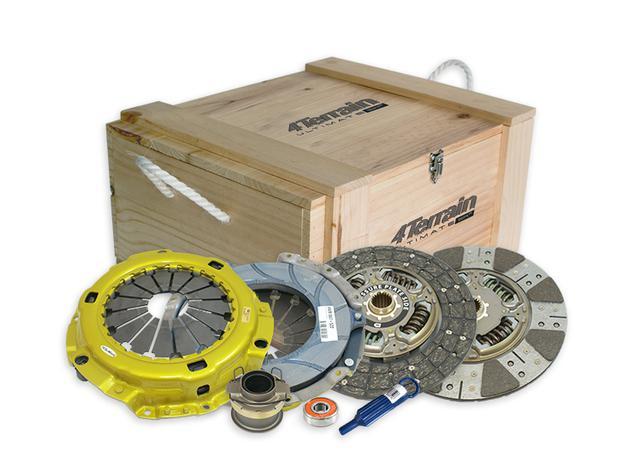 4Terrain Ultimate Clutch Kit 4TU2653N Sparesbox - Image 1