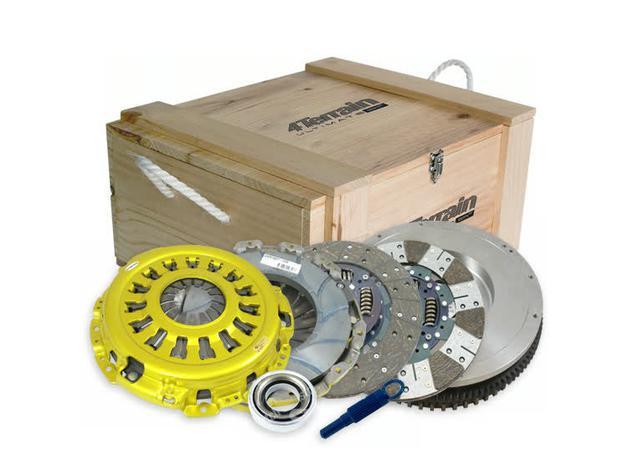 4Terrain Ultimate Clutch Kit 4TUSRF2682N Sparesbox - Image 1