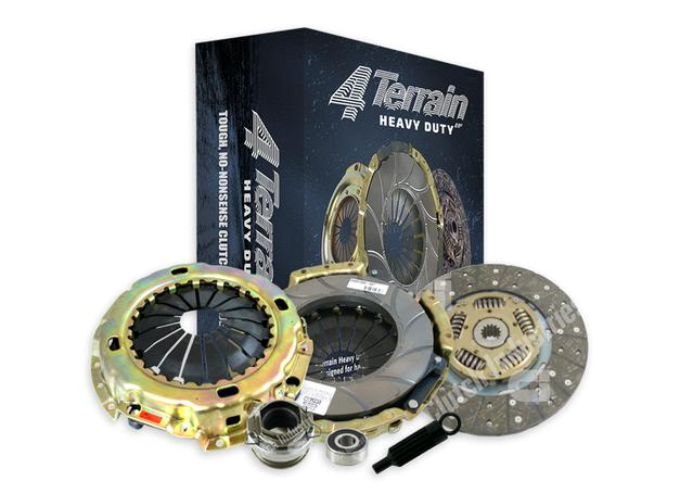 4Terrain Heavy Duty Clutch Kit 4T1087NHD Sparesbox - Image 1