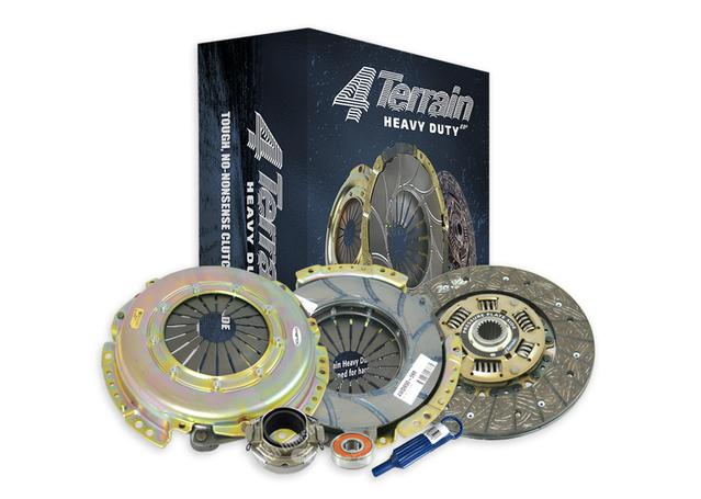 4Terrain Heavy Duty Clutch Kit 4T1091NHD Sparesbox - Image 1
