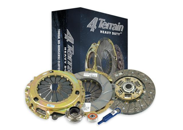 4Terrain Heavy Duty Clutch Kit 4T1092NHD Sparesbox - Image 1