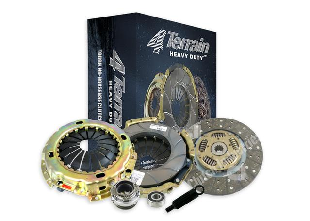 4Terrain Heavy Duty Clutch Kit 4T1209NHD Sparesbox - Image 1