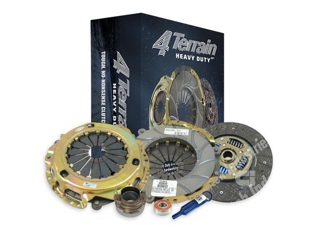 4Terrain Heavy Duty Clutch Kit 4T1584NHD Sparesbox - Image 1