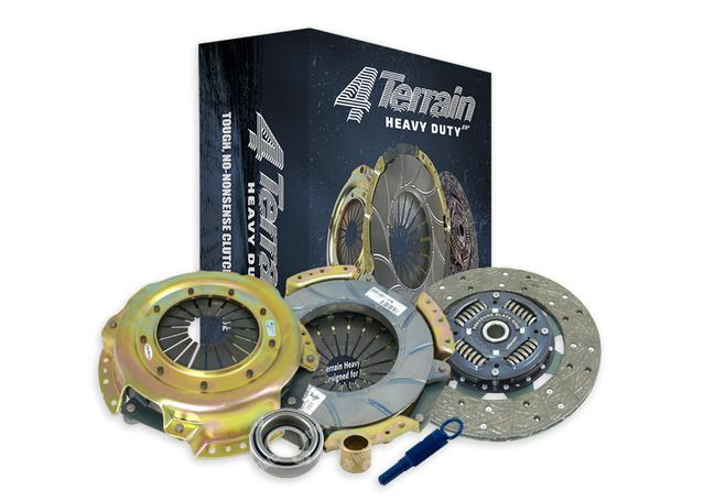 4Terrain Heavy Duty Clutch Kit 4T1697NHD Sparesbox - Image 1