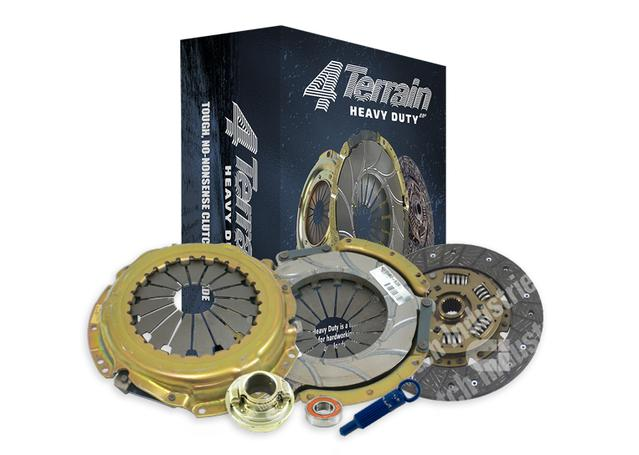 4Terrain Heavy Duty Clutch Kit 4T238NHD Sparesbox - Image 1