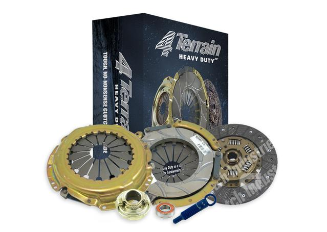 4Terrain Heavy Duty Clutch Kit 4T2765NHD Sparesbox - Image 1