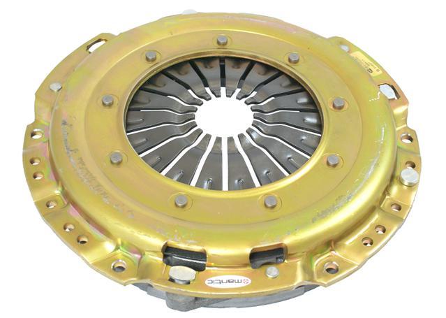 4Terrain Heavy Duty Clutch Kit Inc. CSC 4T2775NHD-CSC Sparesbox - Image 2
