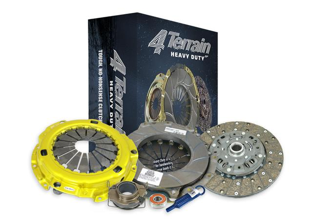 4Terrain Heavy Duty Clutch Kit 4T3055NHD Sparesbox - Image 1