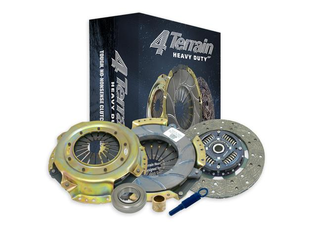 4Terrain Heavy Duty Clutch Kit 4T312NHD Sparesbox - Image 1
