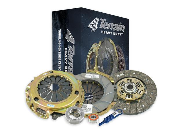 4Terrain Heavy Duty Clutch Kit 4T96NHD Sparesbox - Image 1