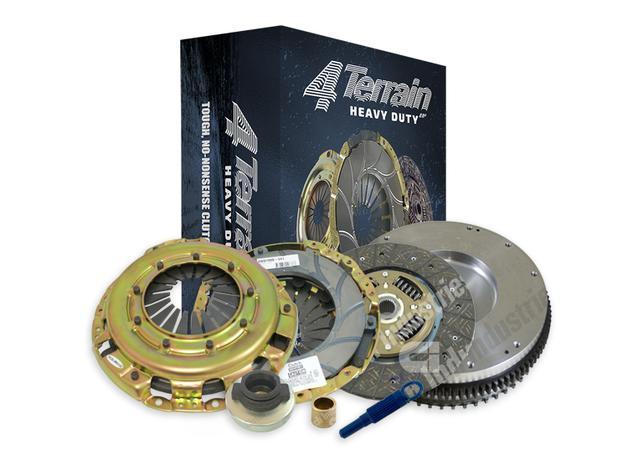 4Terrain Heavy Duty Clutch Kit Inc. CSC & FW 4TDMR2478NHD Sparesbox - Image 1