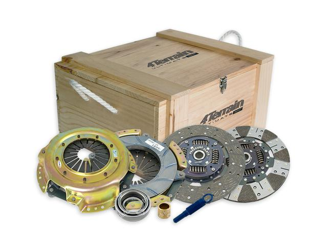 4Terrain Ultimate Clutch Kit 4TU1697N Sparesbox - Image 1