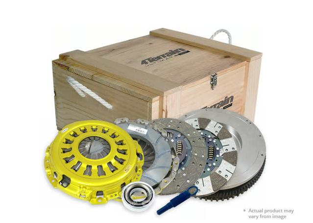 4Terrain Ultimate Clutch Kit 4TUSRF3054N Sparesbox - Image 1