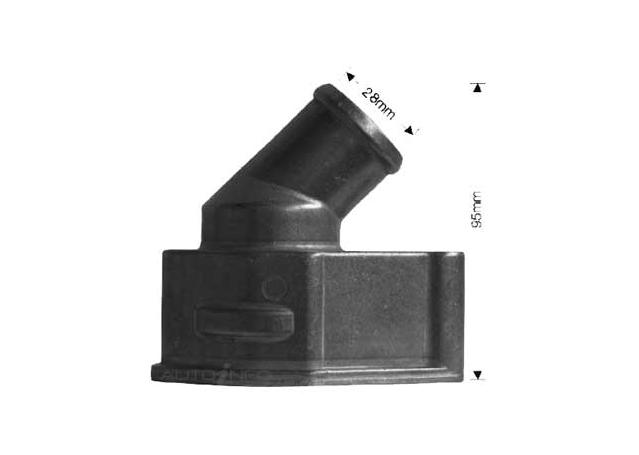 Dayco Thermostat DT155F Sparesbox - Image 1