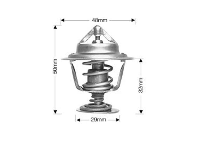 Dayco Thermostat DT17G Sparesbox - Image 1