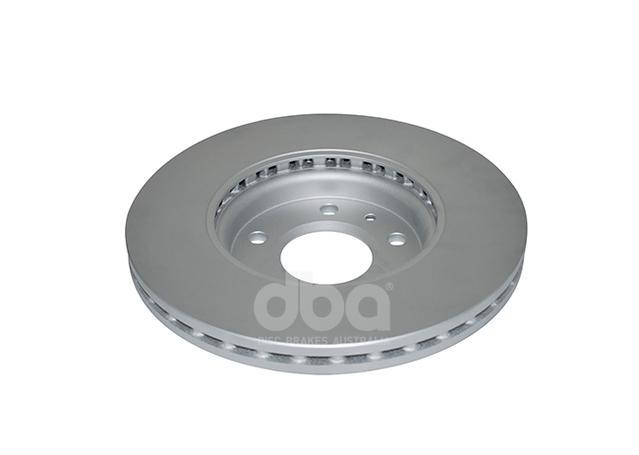 DBA En-Shield Brake Rotor Front Pair DBA2014E 61388