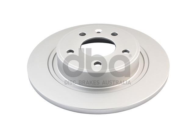 DBA En-Shield Brake Rotor Rear Pair DBA2015E 61382