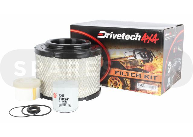 Drivetech 4x4 Sakura Filter Service Kit DT-FLT57 112004