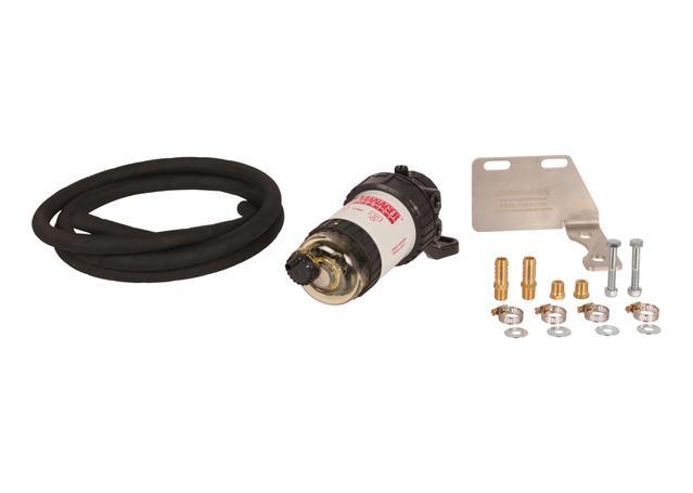 drivetech 4x4 fuelmanager diesel pre filter kit dt fmk007. Black Bedroom Furniture Sets. Home Design Ideas