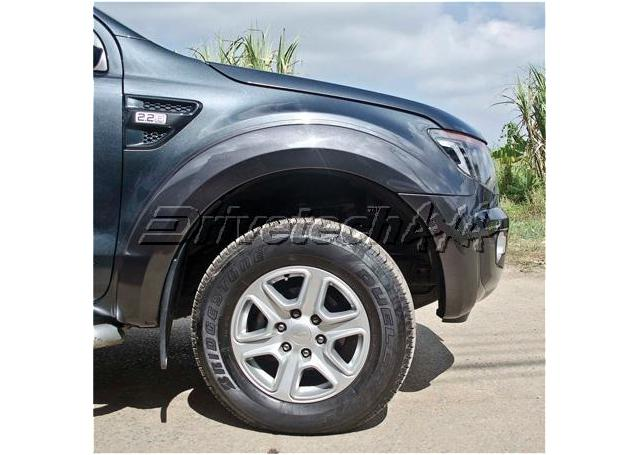 Drivetech 4x4 OE Style Flare Kit (6 Inch) fits Ford Ranger PX Sparesbox - Image 2