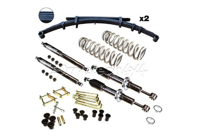 Drivetech 4x4 Enduro Nitro Gas Lift Kit fits Toyota Hilux GGN25, KUN26 (2005-15) - DTSK-TOY03H 263573