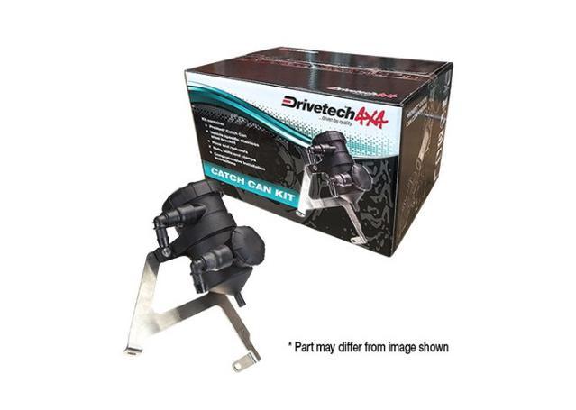 Drivetech 4x4 Catch Can Kit DT-CCK004 304810