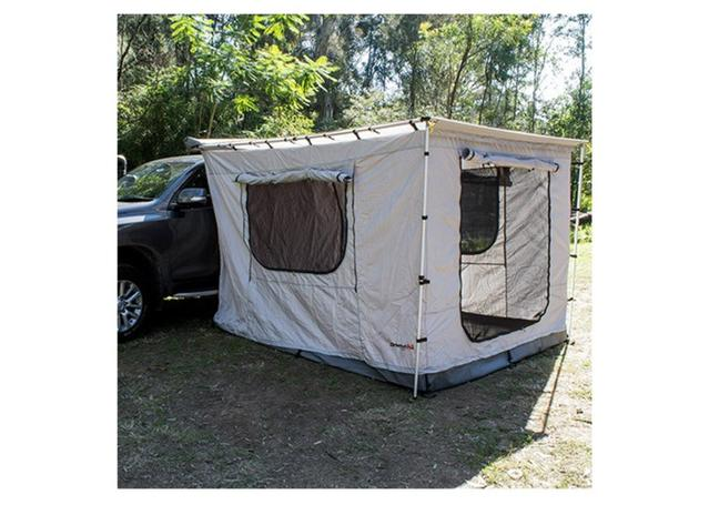 Drivetech 4x4 Awning Tent 2.5 x 3m Sparesbox - Image 1