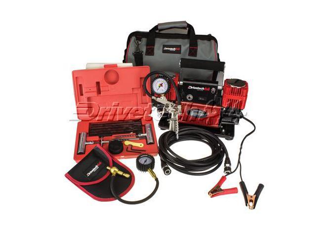 Drivetech 4x4 Air Compressor Kit DT-COMPKIT Sparesbox - Image 2