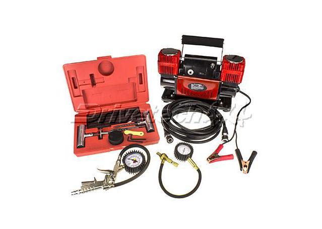 Drivetech 4x4 Air Compressor Kit DT-COMPKIT Sparesbox - Image 1