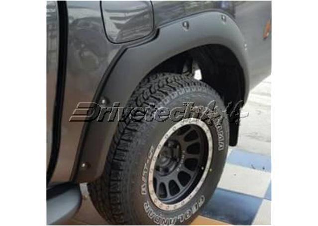 Drivetech 4x4 Offroad Flare Kit (6 Inch) fits Toyota Hilux GUN126R Sparesbox - Image 3