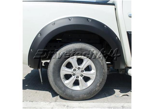Drivetech 4x4 Offroad Flare Kit (6 Inch) fits Nissan Navara D23 NP300 Sparesbox - Image 3