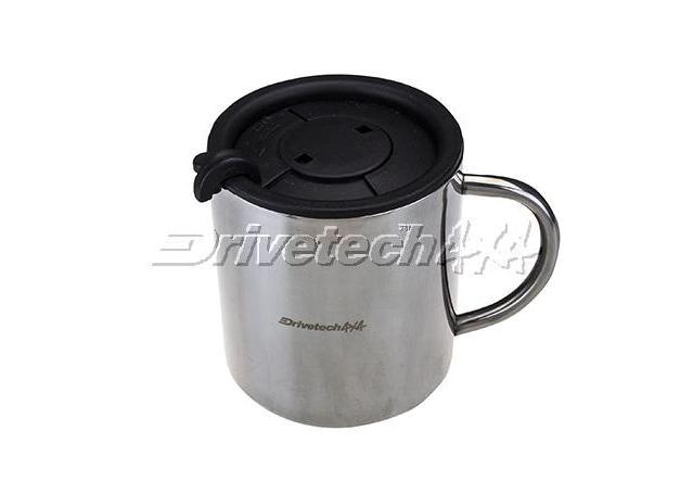 Drivetech 4x4 Stainless Steel Mug Sparesbox - Image 1