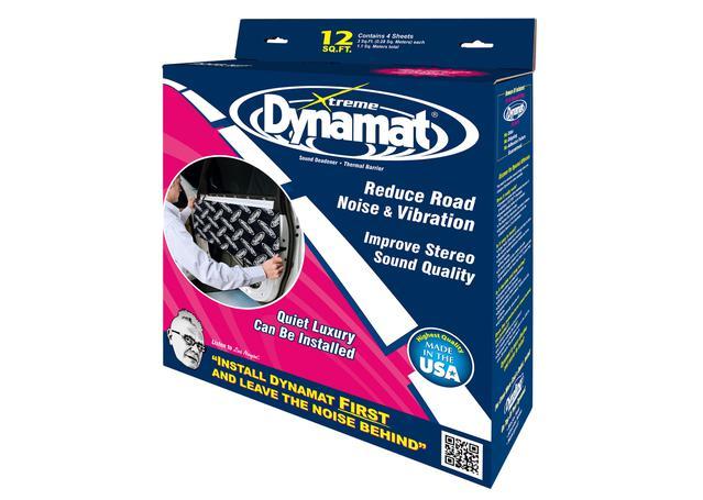 Dynamat Xtreme Door Kit 4pc 305 x 914mm 10435 Sparesbox - Image 1