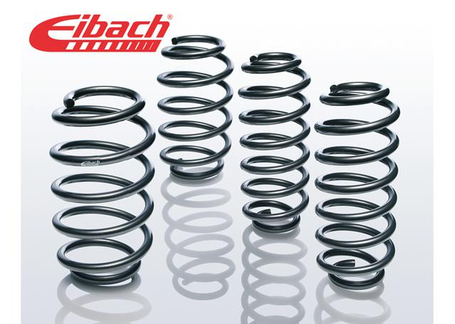 Eibach Pro Kit Springs fits VW Golf VI (5K1) 1 4 TSI, 1 6, 2 0, GTI DSG  Gearbox 10/08-11/12