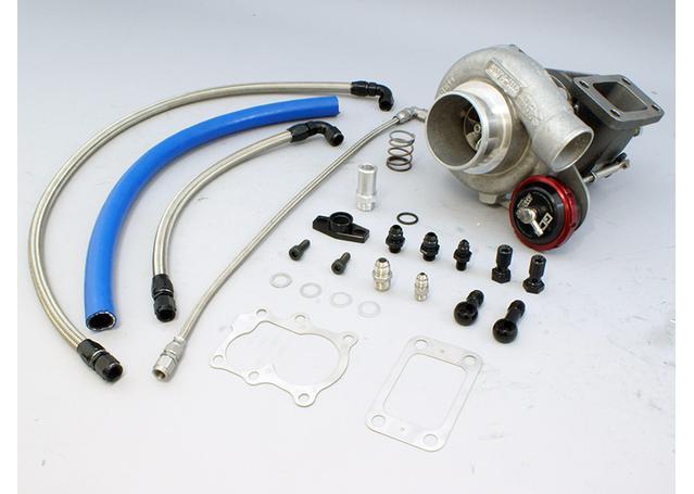 XTR Turbocharger Kit GTX2860R GEN 2 Fits Nissan Patrol GU TD42